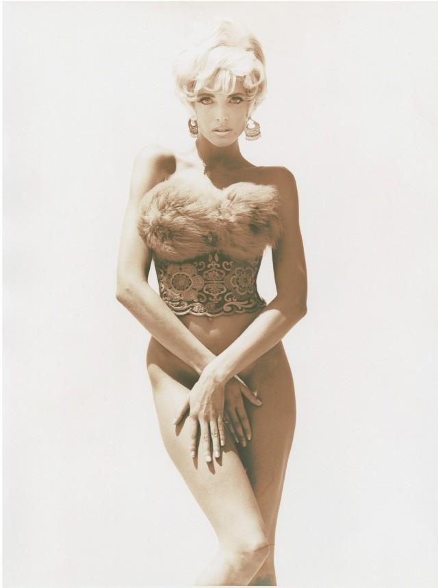 Стефани, Лос-Анджелес, 1990. Автор Герб Ритц