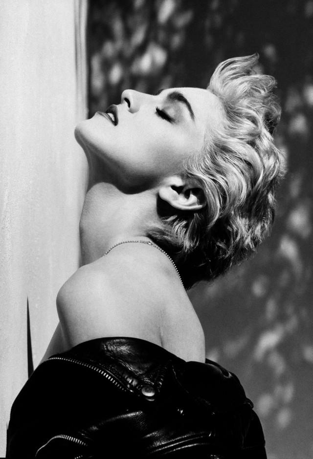 Мадонна, 1986. Автор Герб Ритц