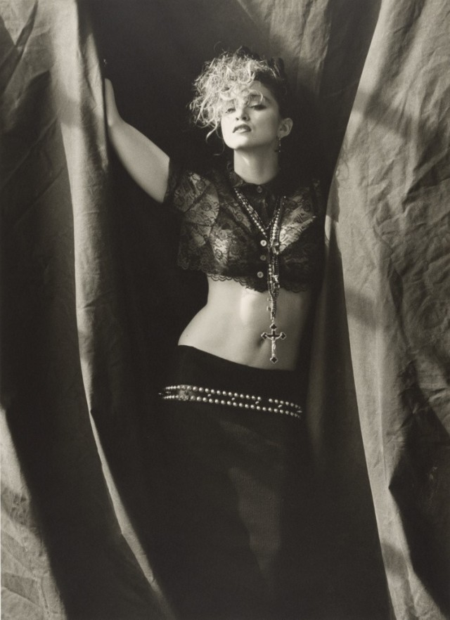 Мадонна. Автор Герб Ритц