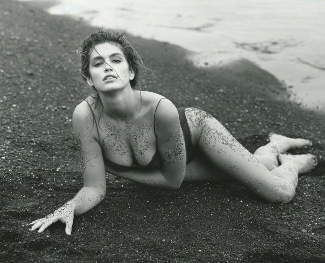 Синди Кроуфорд, Гавайи, 1988. Автор Герб Ритц