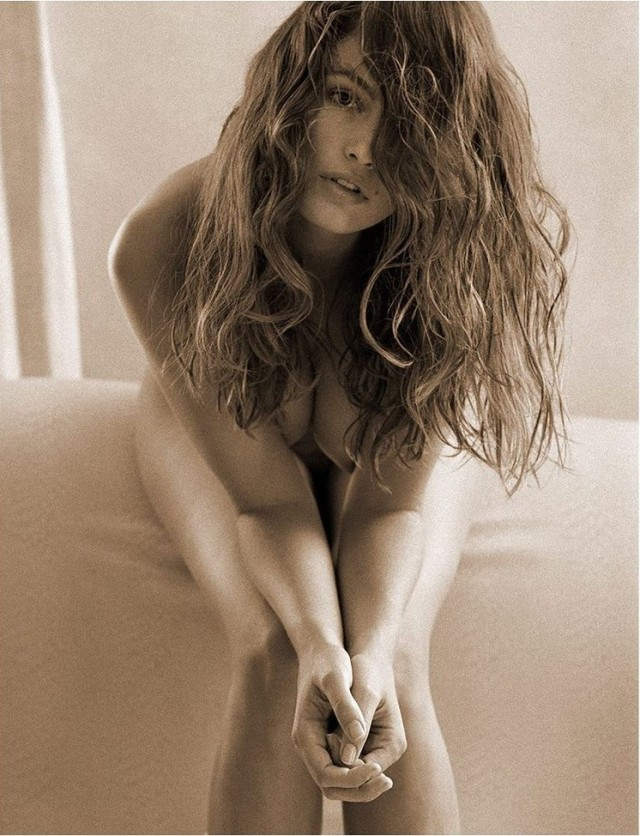 Синди Кроуфорд. Фотограф Герб Ритц