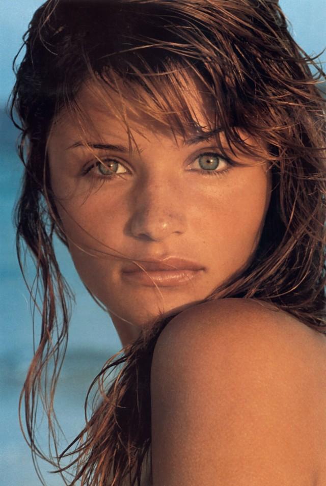 Хелена Кристенсен, 1994. Фотограф Герб Ритц
