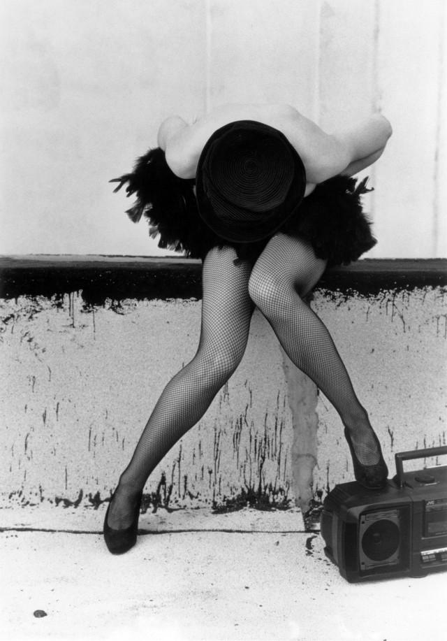 Мадонна. Фотограф Герб Ритц