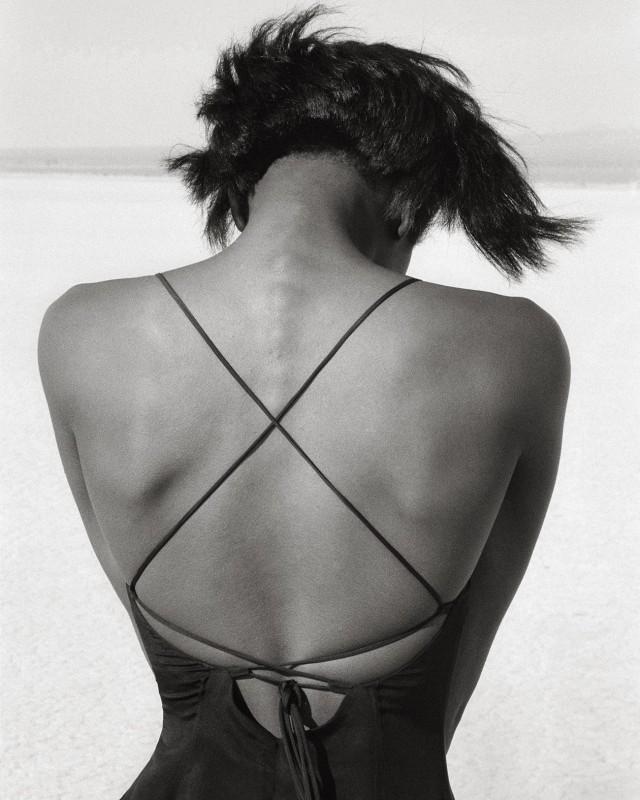 Наоми Кэмпбелл, Vogue, 1989. Фотограф Герб Ритц