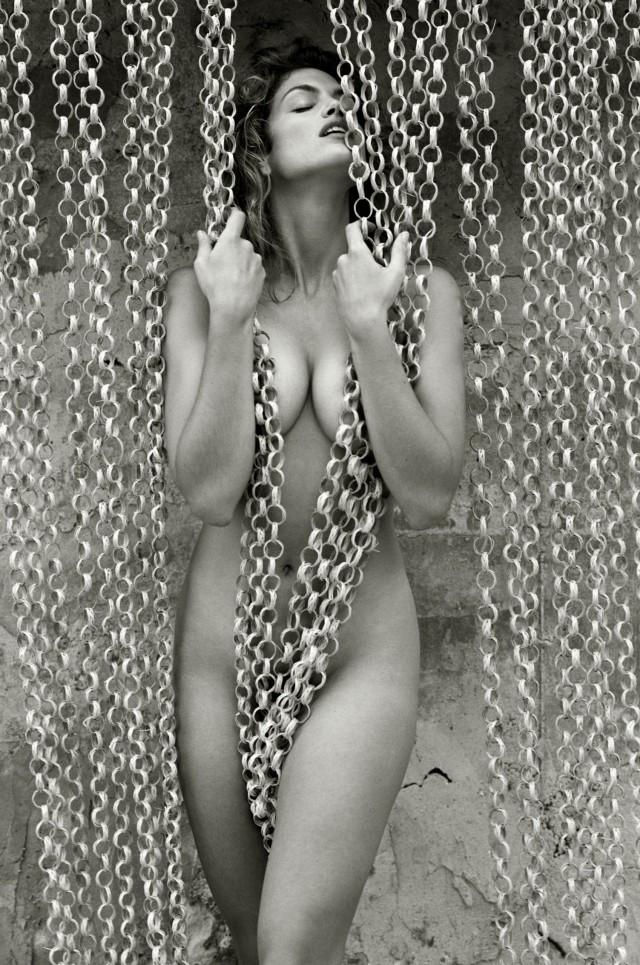 Синди Кроуфорд, 1994. Фотограф Герб Ритц