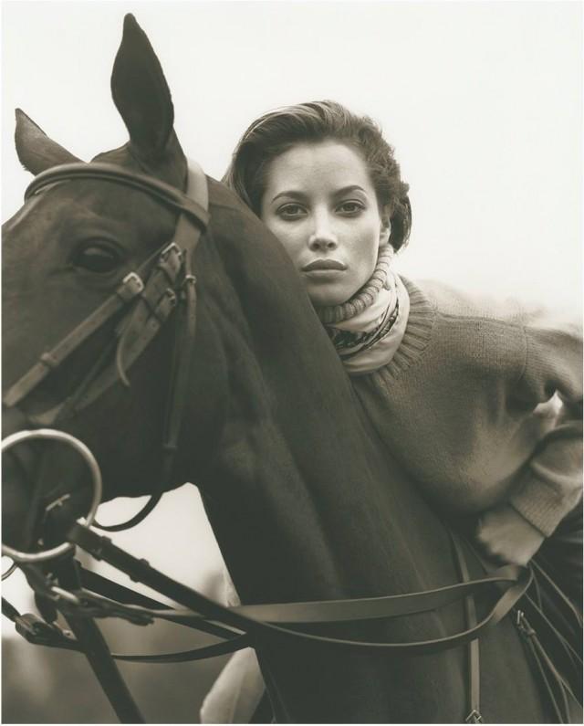Кристи Тарлингтон, 1989. Фотограф Герб Ритц