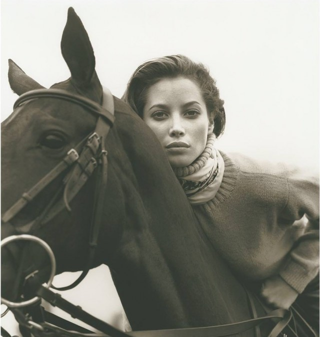 Герб Ритц: культовая классика модной фотографии
