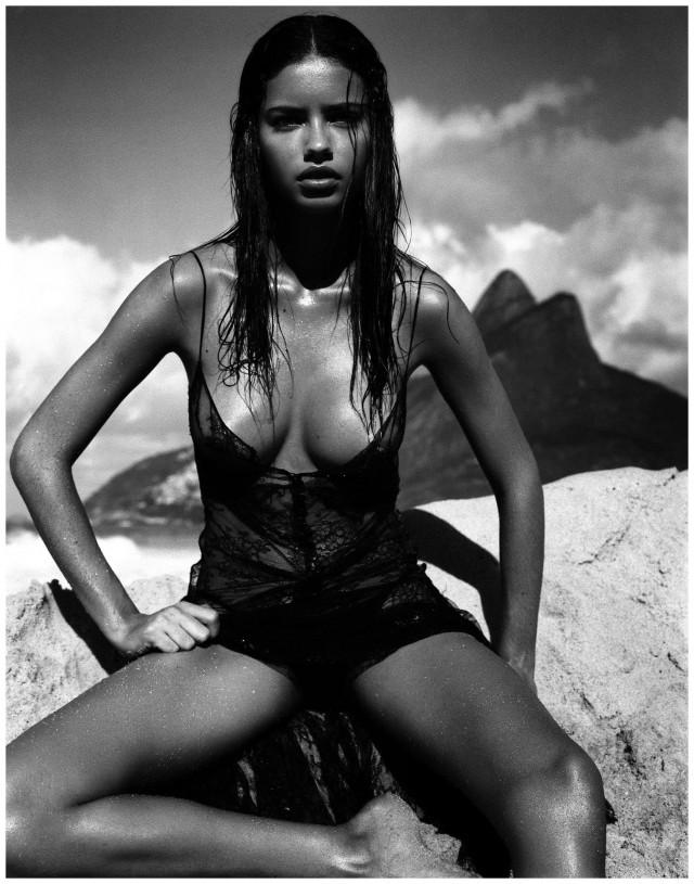 Адриана Лима, 2005. Автор Патрик Демаршелье