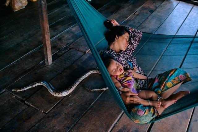 Камбоджа, 1996. Автор Стив Маккарри
