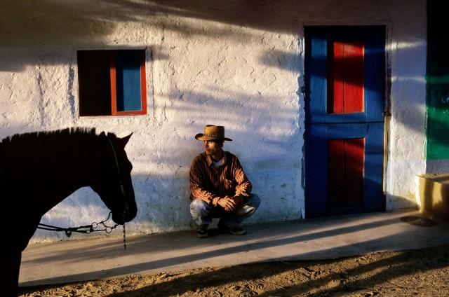 Колумбия. Автор Стив Маккарри