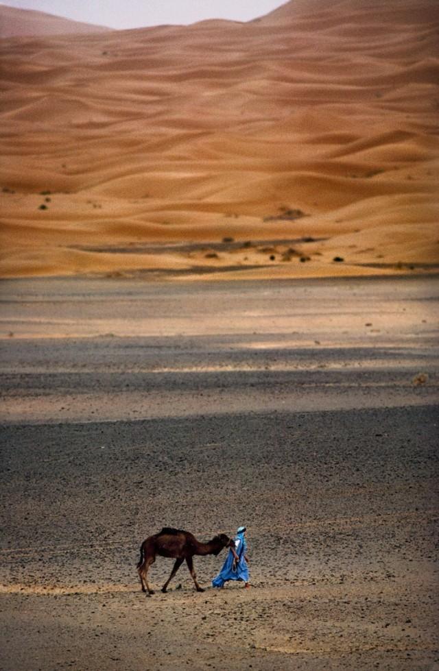 Марокко. Автор Стив Маккарри