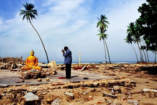 Храм Катхалува, Шри-Ланка. Автор Стив Маккарри