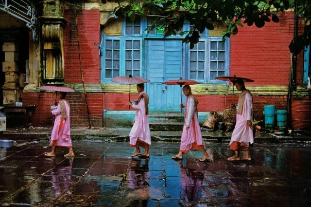 Янгон, Мьянма, 1994. Автор Стив Маккарри