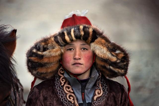 Монгол. Автор Стив Маккарри