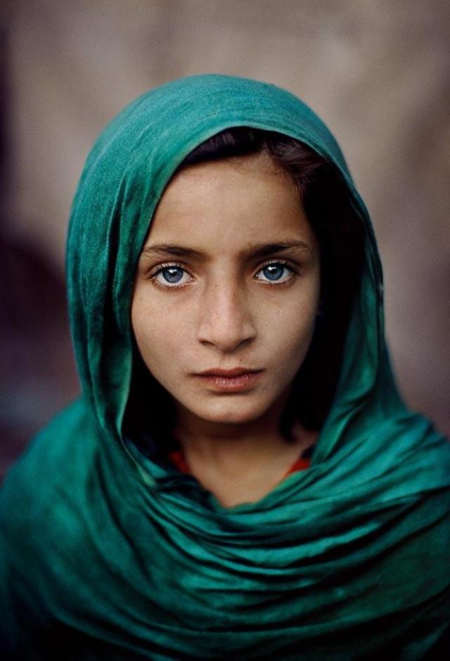 Пешавар, Пакистан. Автор Стив Маккарри