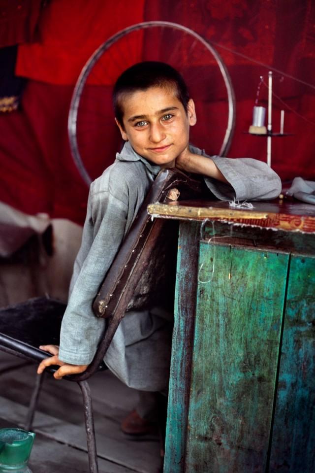 Пули-Хумри, Афганистан. Автор Стив Маккарри