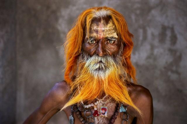 Раджастхан, Индия, 2010. Автор Стив Маккарри