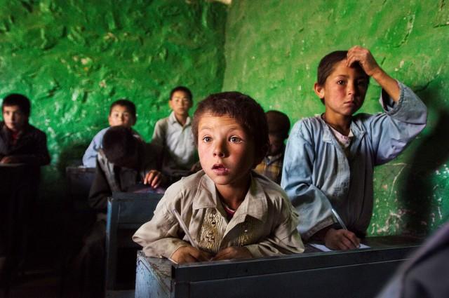 Бамиан, Афганистан, 2007. Автор Стив Маккарри
