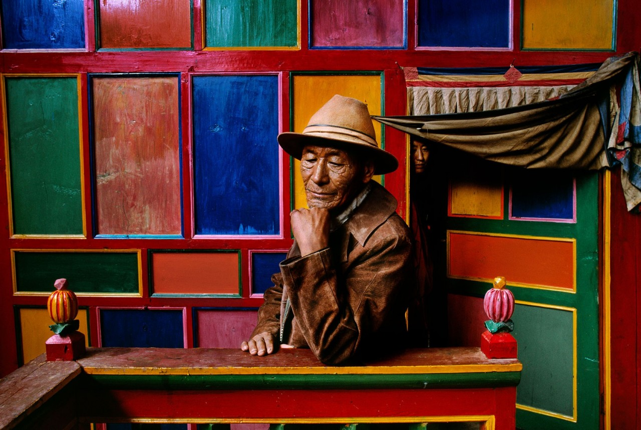 Кам (Кхам), Тибет. Автор Стив Маккарри
