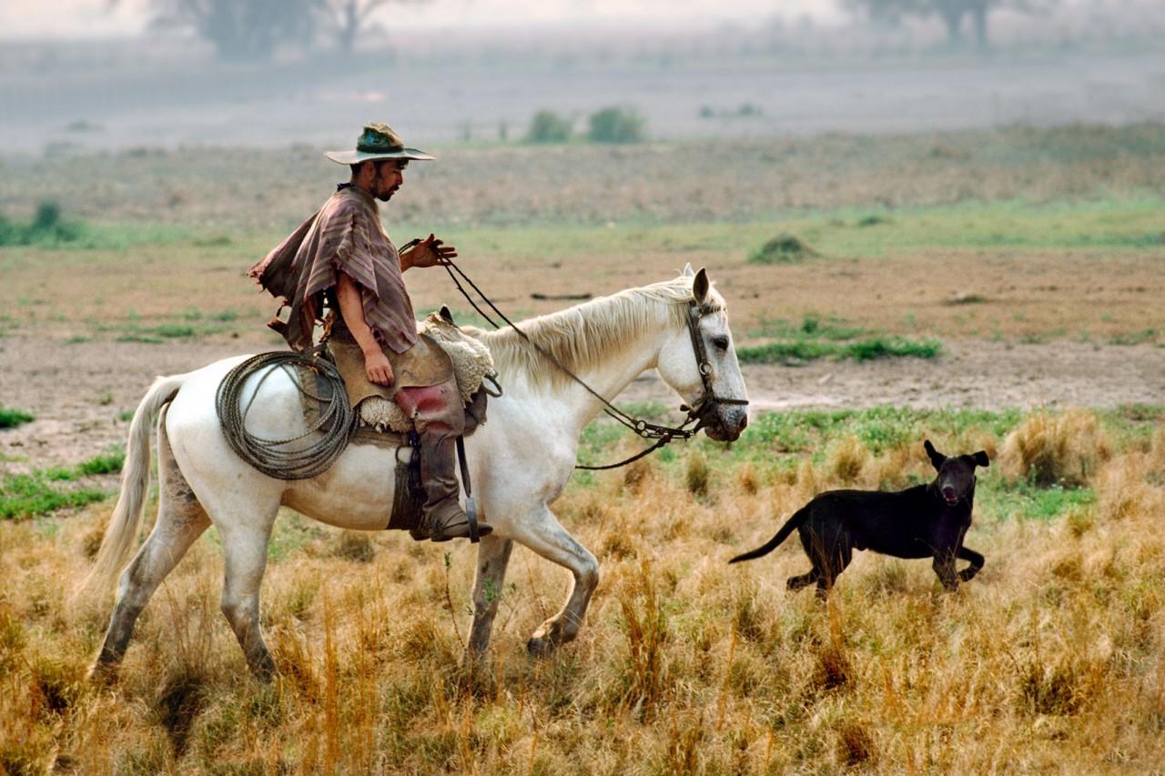 Чако, Парагвай. Автор Стив Маккарри