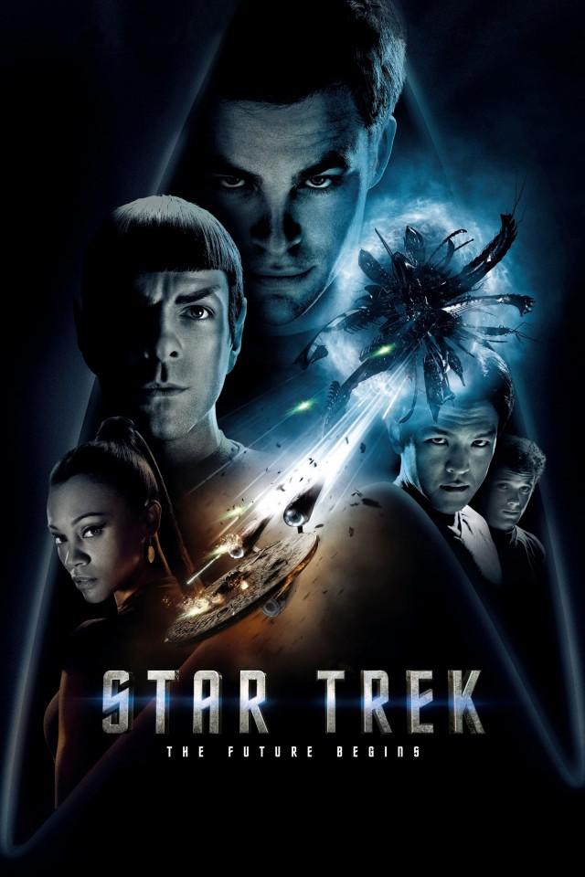 «Звёздный путь», 2009. Режиссёр Джеффри Джейкоб Абрамс