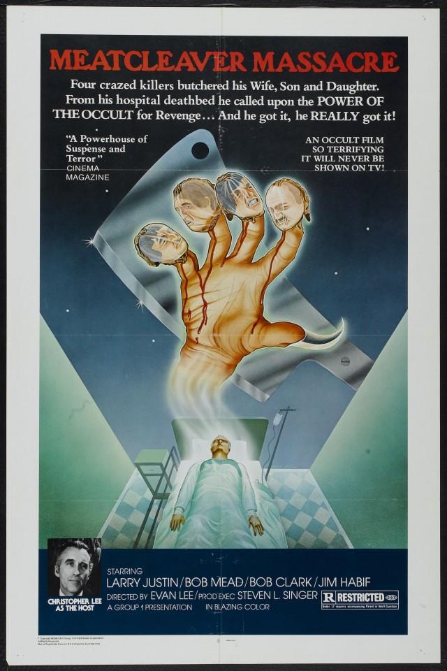 «Сила зла», 1977. Режиссёр Эван Ли