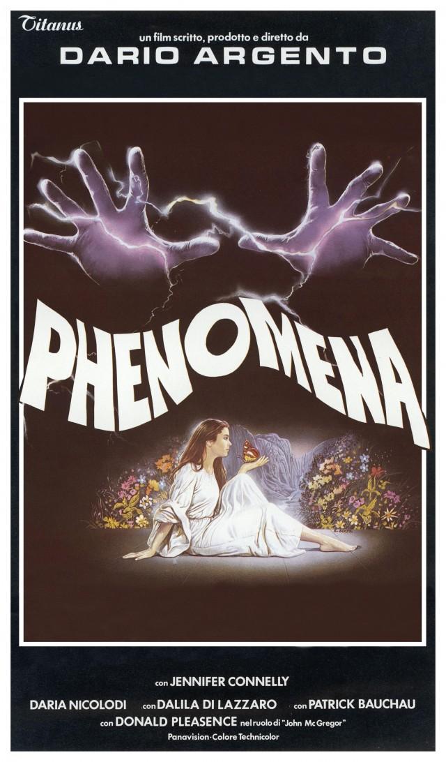 «Феномен», 1984. Режиссёр Дарио Ардженто