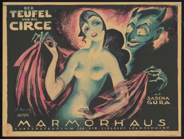 Архив киноплакатов: реклама фильмов, ставшая искусством