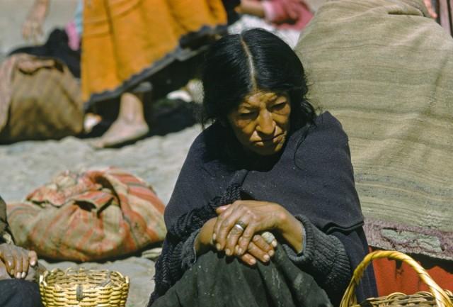 Куско, Перу, 1960. Автор Мартин Карплус