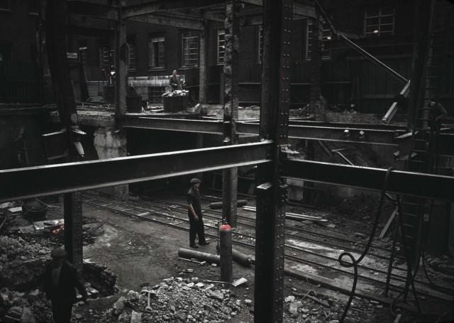 Лондон, 1954. Автор Мартин Карплус