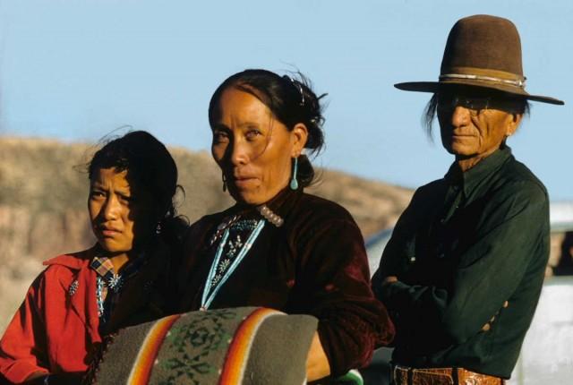 Навахо. Автор Мартин Карплус