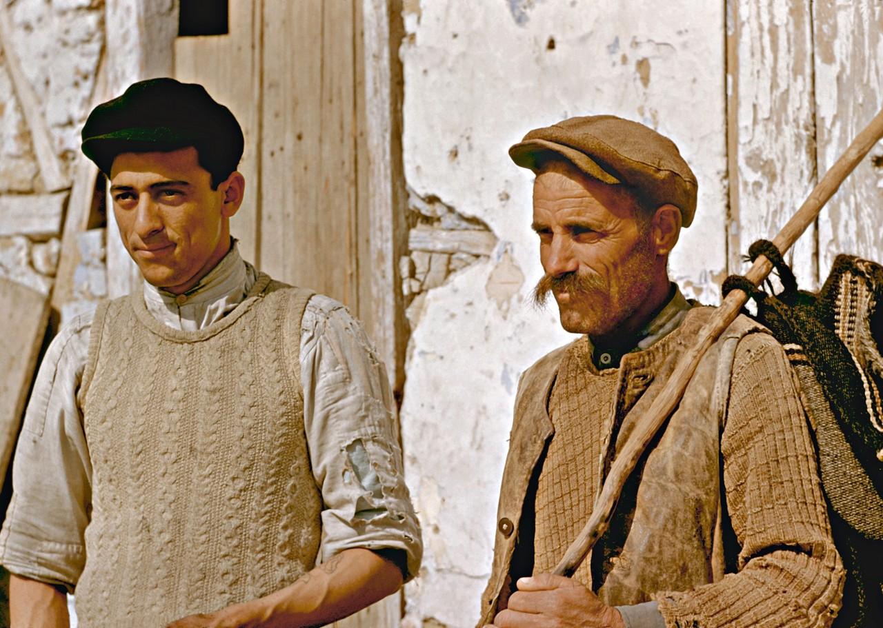 Титов-Велес, Северная Македония, 1955. Автор Мартин Карплус