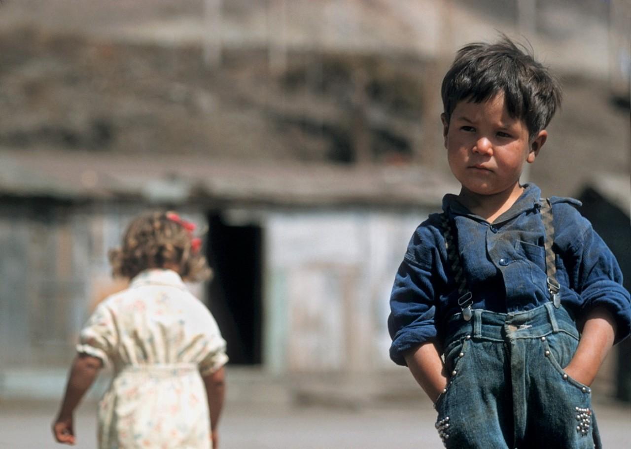 Нижняя Калифорния, Мексика, 1956. Автор Мартин Карплус