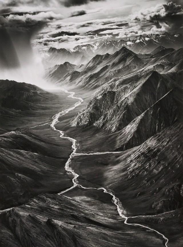 Хребет Брукс, Аляска, 2009. Автор Себастьян Сальгадо