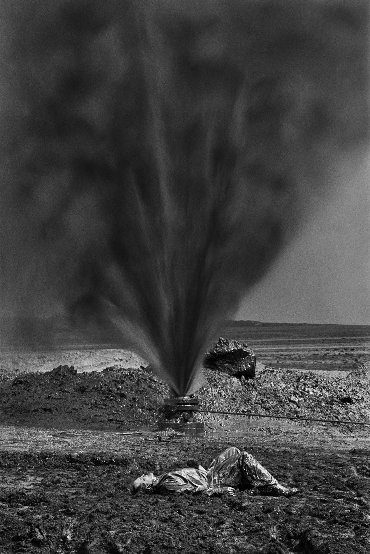 Кувейт, 1991. Автор Себастьян Сальгадо
