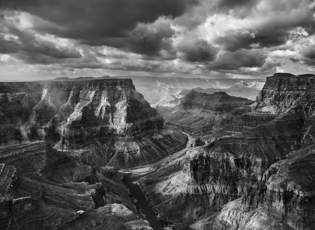 Большой каньон, Аризона, 2010. Автор Себастьян Сальгадо