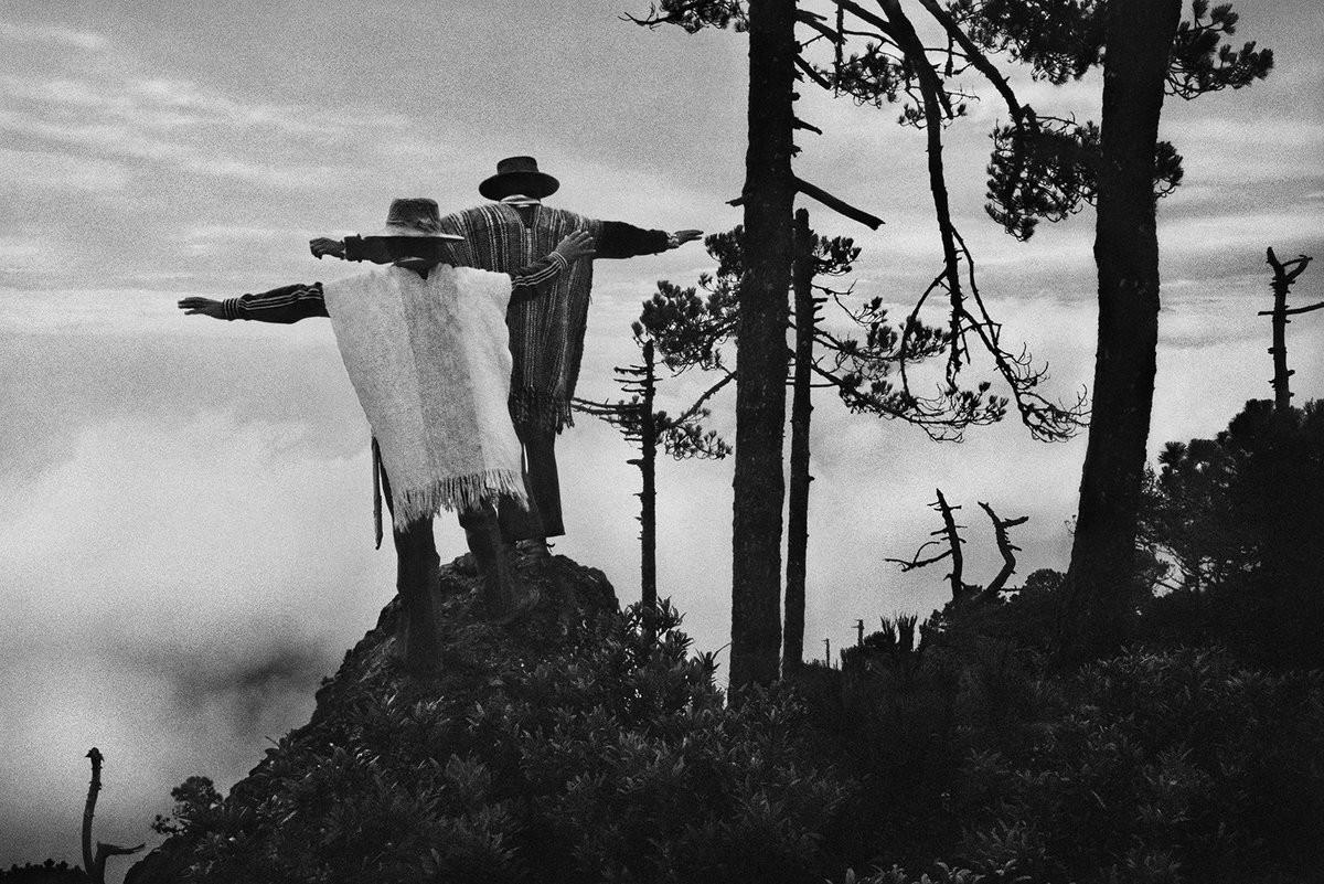 Мексика, 1980. Автор Себастьян Сальгадо