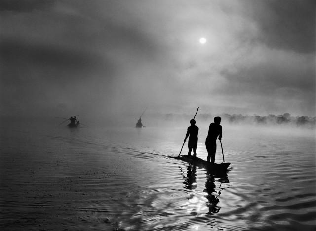 Река Шингу, Мату-Гросу, Бразилия, 2005. Автор Себастьян Сальгадо