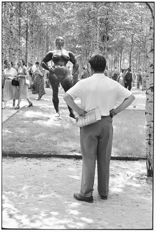 Москва, 1959. Автор Эллиотт Эрвитт