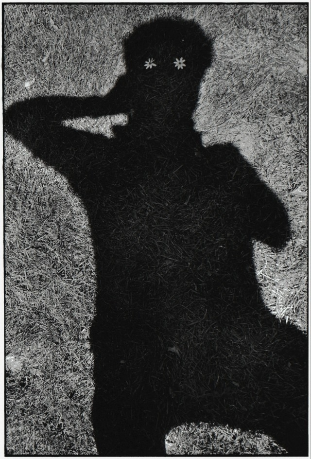 Автопортрет, Ирландия, 1991. Автор Эллиотт Эрвитт