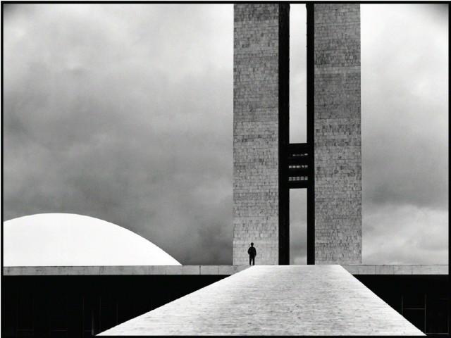 Бразилия, 1960. Автор Эллиотт Эрвитт