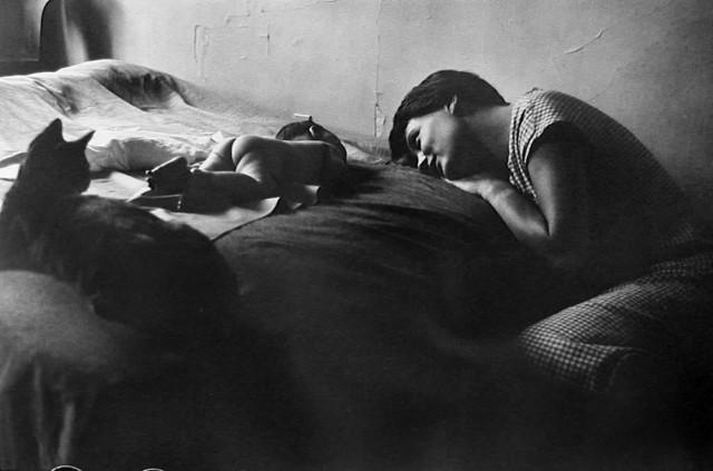 Нью-Йорк, 1953. Автор Эллиотт Эрвитт