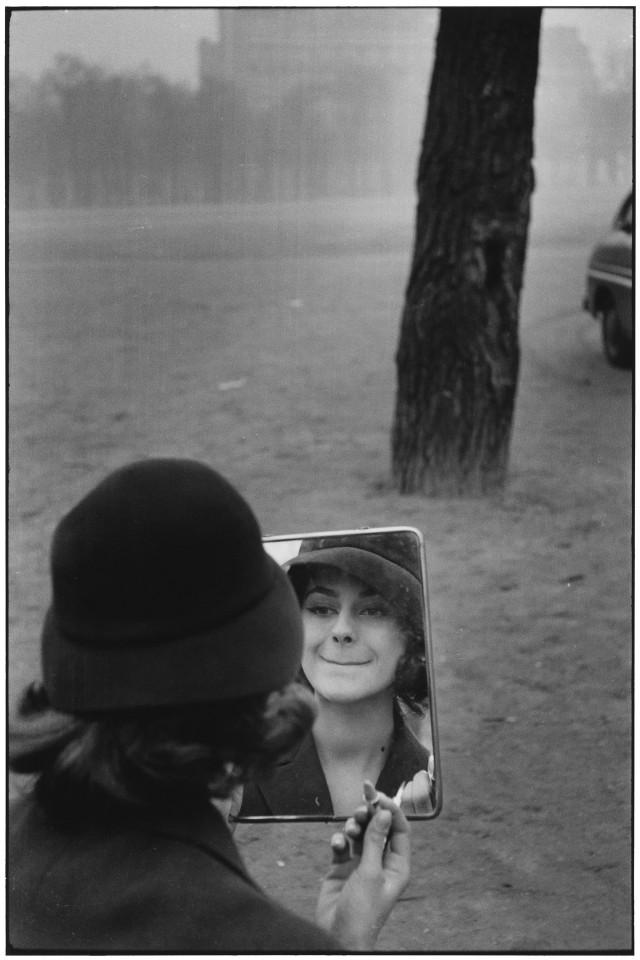 Париж, Франция, 1958. Автор Эллиотт Эрвитт