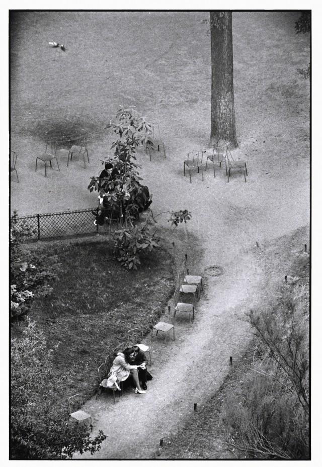 Париж, Франция, 1970. Автор Эллиотт Эрвитт