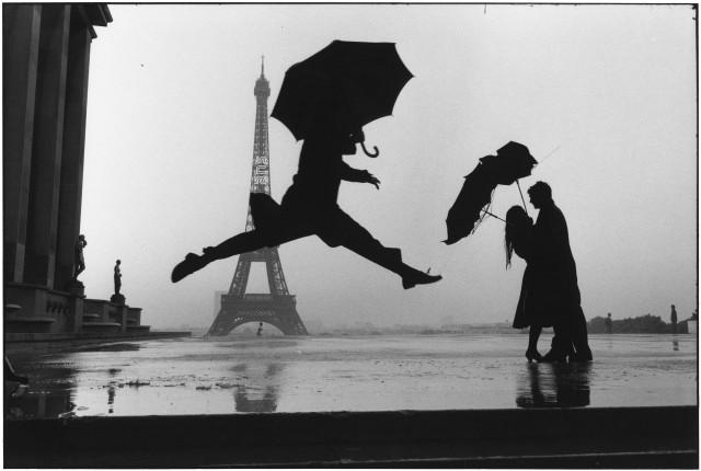 Париж, Франция, 1989. Автор Эллиотт Эрвитт