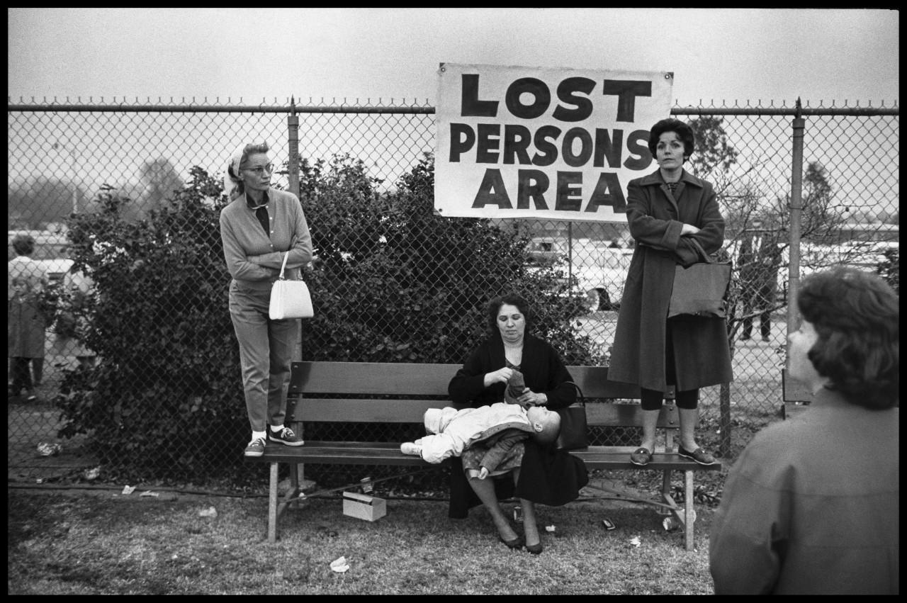 Пасадена, Калифорния, 1963. Автор Эллиотт Эрвитт