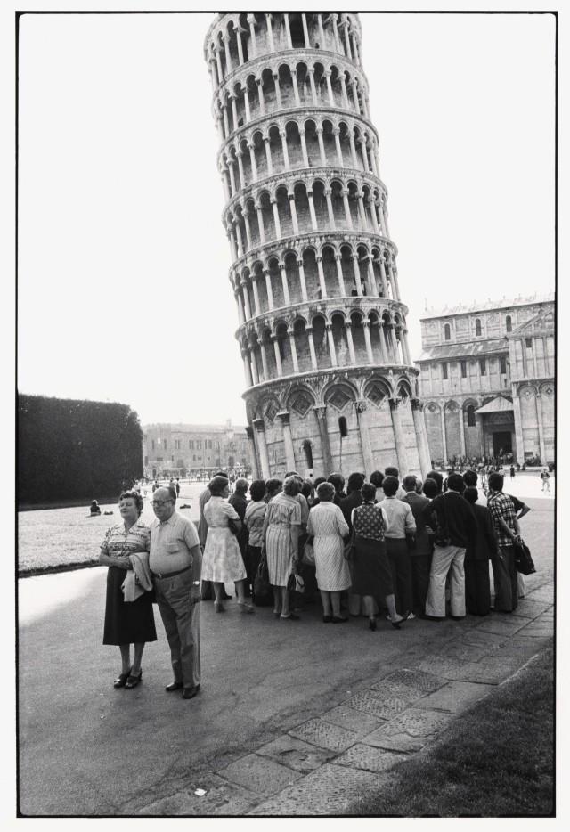 Пиза, Италия, 1976. Автор Эллиотт Эрвитт