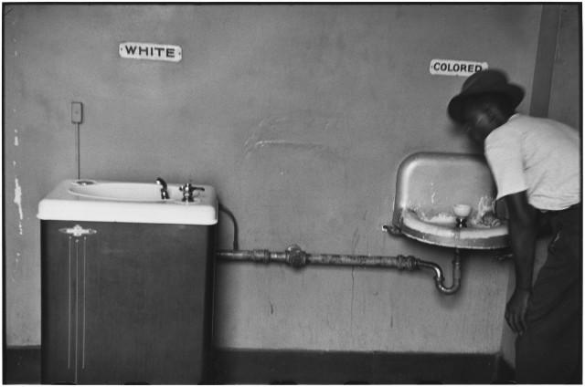 Северная Каролина, 1950. Автор Эллиотт Эрвитт