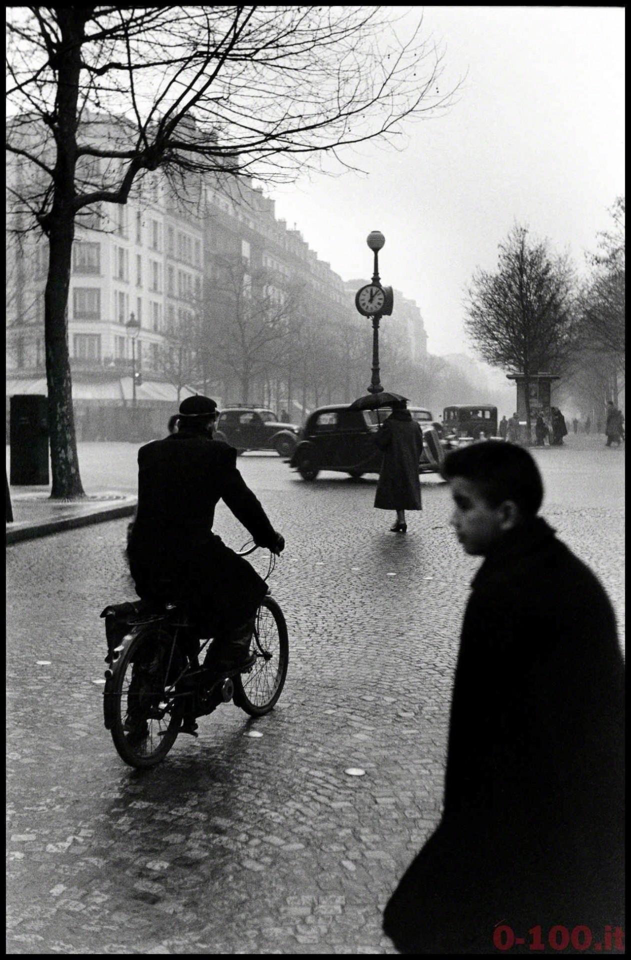 Франция, 1952. Автор Эллиотт Эрвитт