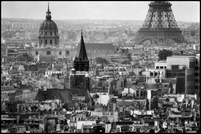 Франция, Париж, 1969. Автор Эллиотт Эрвитт